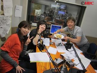 3月23日放送 「SBCラジオ小松美帆さんが飛んできた!」