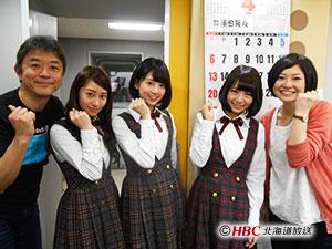 【速報】桜井玲香さん「実は、北海道出身です。」