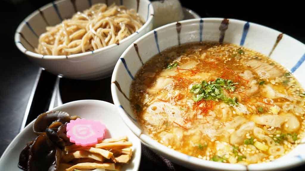 旭川 つけ麺